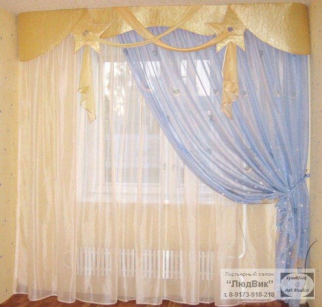 Магазин штор ELEGANT Киев - шторы для детской комнаты, большой выбор и вкусные цены. .  Просмотреть фото и купить...